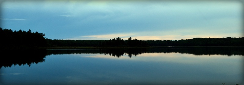 Northwoods Twilight